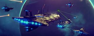 No Man's Sky: Größere Weltraumschlachten mit Patch 1.13