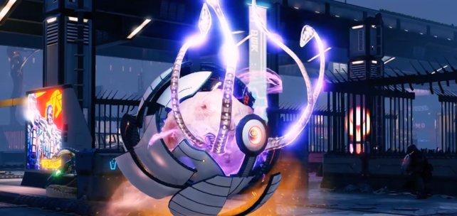 Der Gatekeeper kann euch im Nahkampf mit seinen tödlichen Tentakeln angreifen.
