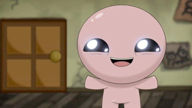 So glücklich seht ihr Isaac im Spiel selten.