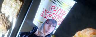 Final Fantasy 15: Ab sofort gibt es einen irren Nudel-DLC