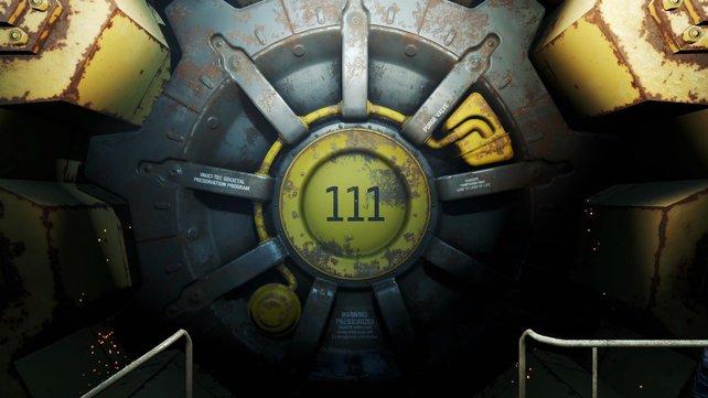 Vault 111, wo alles begann