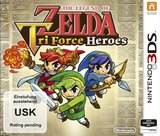 The Legend of Zelda - Tri Force Heroes (3DS)
