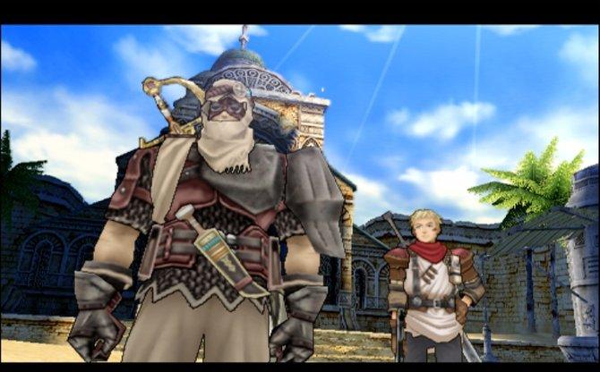 Hier trifft Jaster auf Desert Claw. Erst im späteren Spielverlauf erfährt Jaster, dass der Kopfgeldjäger sein Vater ist.