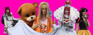 Animagic 2014: Prinzessinnen und Manga-Stars