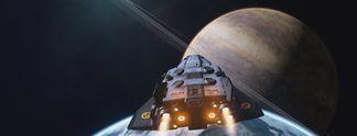 Previews: Elite Dangerous: Eine galaktische Spielerfahrung