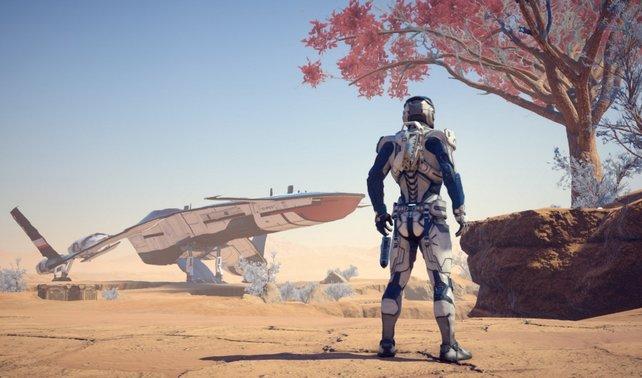 Für alle Trophäen und Erfolge in Mass Effect - Andromeda müsst ihr wohl sehr weit reisen.