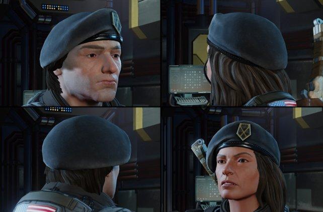Neue Kopfbedeckungen