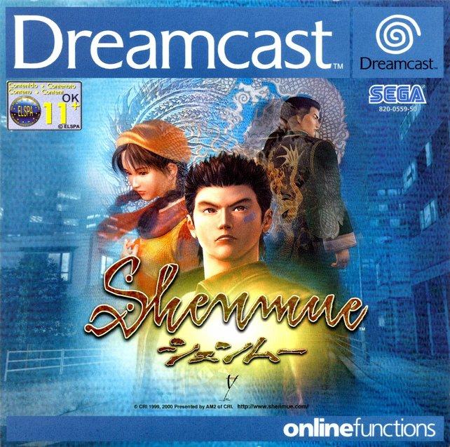 Shenmue erschien ausschließlich für Sega Dreamcast und verschlang 47 Millionen US-Dollar an Entwicklungskosten. Eine Summe, die das Abenteuer nie einspielen sollte.