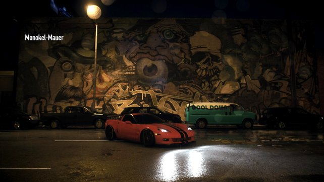 Sieht das nicht toll aus? Mit etwas Geschick setzt ihr euren Wagen schön in Szene.