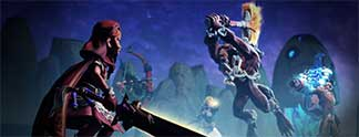 Arena of Fate: Sportliche Kämpfe mit illustren Figuren