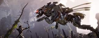Horizon - Zero Dawn bekommt eine Erweiterung: Erste Spielszenen