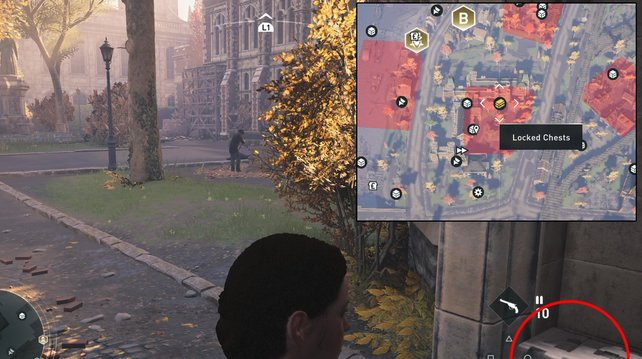 Fundort des Blausteins. Bildquelle: gosunoob.com