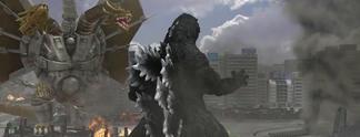 Godzilla: Die Riesenechse kehrt zur�ck - aber Vorsicht!