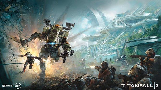 Titanfall 2 kehrt zurück mit Altbekanntem aus dem Vorgänger: Piloten kämpfen Seite an Seite mit ihren mechanischen Freunden.