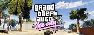 Modifikation macht's möglich: GTA 5 trifft auf Vice City und GTA 3