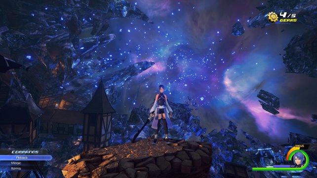Die Darstellung ist dank Unreal Engine 4 äußerst prachtvoll geraten.
