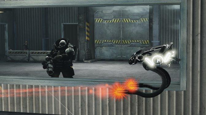 In Hazard Ops bekommt ihr nun auch Robopets zur Seite gestellt.