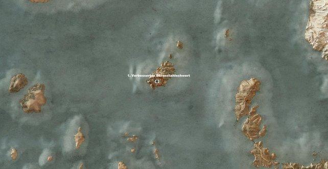 Bärenschulenausrüstung auf der Festung Kaer Almhult