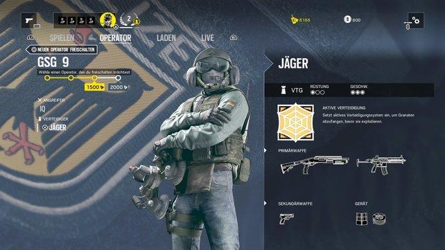 Operator Jäger
