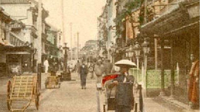 Das Kyoto des ausgehenden 19. Jahrhunderts ist geprägt von enthusiastischer Verwestlichung.