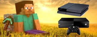 Minecraft Realms: Mojang deutet Crossplay zwischen PS4 und Xbox One an