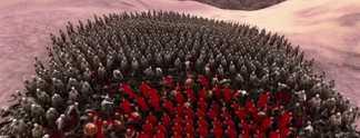 Panorama: 300 Spartaner gegen 8000 Zombies - wer gewinnt?