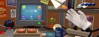 Panorama: Job Simulator: VR-Spiel ist überaus erfolgreich