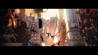 Prototype 2 - Debut Trailer (VGA 2010)
