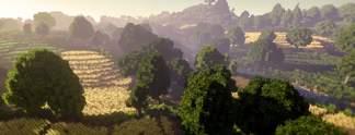"""Minecraft: Detailgetreues Auenland aus """"Der Herr der Ringe"""" nachgebaut"""