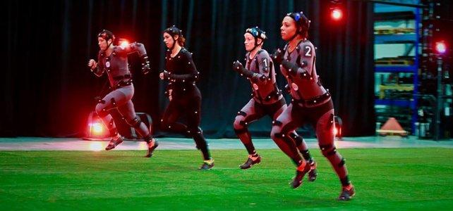 Selbt bei Fifa wird Motion-Capture eingesetzt.