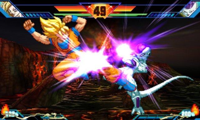 Goku gegen Freezer: Diesen Kampf haben viele von euch schon zigmal gemeistert.