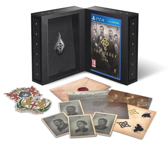 The Order 1886 als Blackwater Edtition.