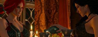 The Witcher 3 - Wild Hunt: Geplante Aktualisierung soll Romantik anheizen