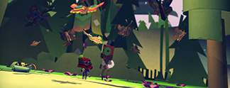 Tearaway Unfolded: Bezauberndes Origami endlich auf PS4
