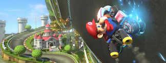 Mario Kart 8 Deluxe: Einführungsvideo gibt Vorgeschmack auf Fahrer, Strecken und Spielmodi