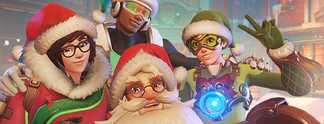 Virtuelle Weihnachten: Sonderaktionen von Overwatch bis Wildstar