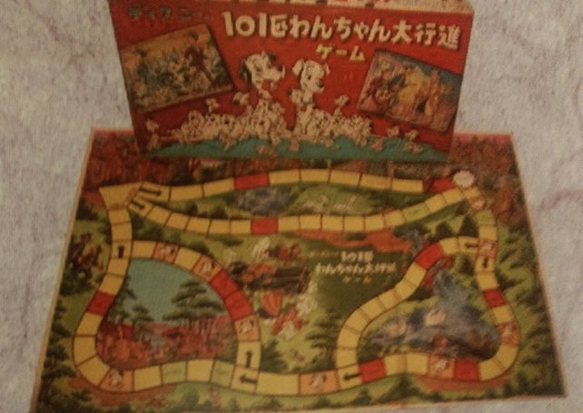 """Brettspiele im westlichen Stil oder Brettspiellizenzen aus dem Westen beschäftigen Nintendo sehr intensiv. Hier seht ihr ein Spiel zu Disneys """"101 Dalmatiner""""."""