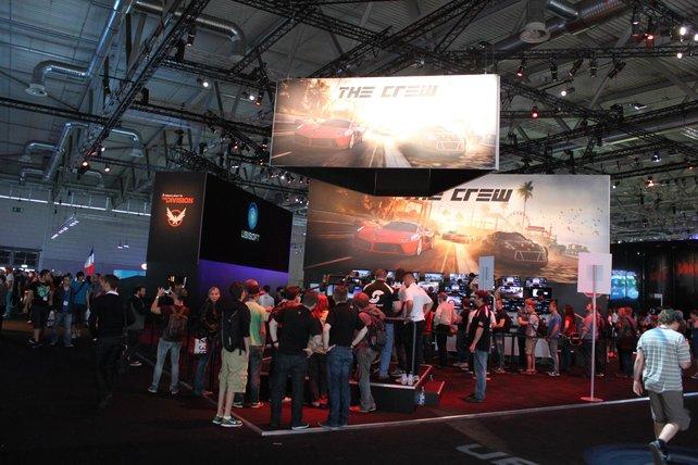 Die bekannten Zugpferde stehen bei Ubisoft im Vordergrund.