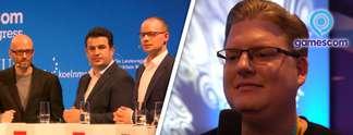 gamescom Wahlkampfarena: Das hält der Moderator PietSmiet von der politischen Diskussion