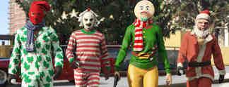 GTA Online: Weihnachtsupdate bringt neue Kleidung, Rabatte und hei�e Schlitten