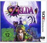 The Legend of Zelda - Majoras Mask 3D