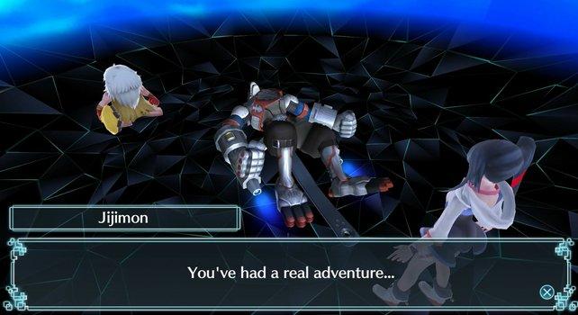 Wenn die Lebenszeit abgelaufen ist, sterben eure Digimon.