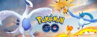 Pok�mon GO: Neue Legend�re Pok�mon