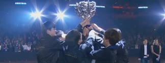 League of Legends: SKT1 verteidigt den Weltmeistertitel nach spannendem Finale