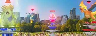 Pokémon GO: Neues Update bringt Raids und öffnet Arenen wieder