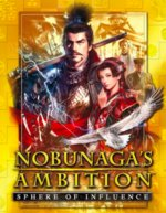 Nobunaga's Ambition - Sphere of Influence