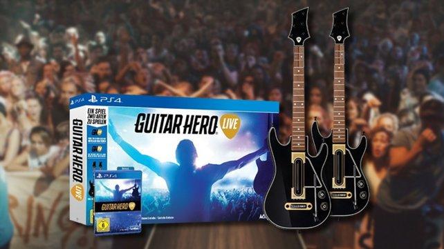 Es wird Zeit, Omi zum Gitarren-Duell herauszufordern!