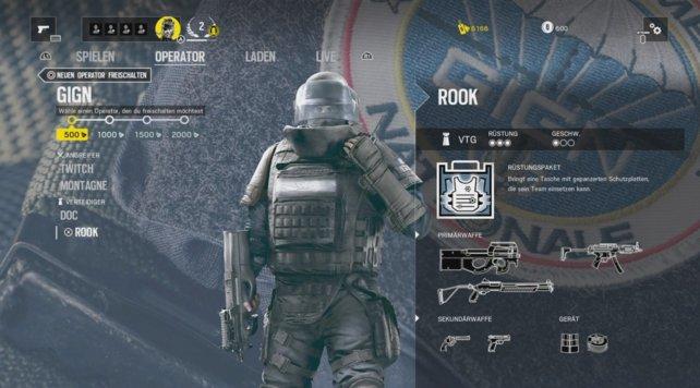 Operator Rook