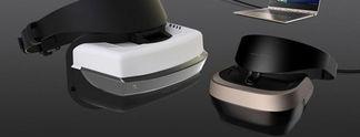 """Windows 10: Microsoft k�ndigt g�nstiges """"Virtual Reality""""-Headset von Drittherstellern an"""