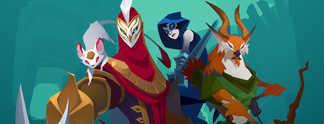 Specials: Gigantic: Die Suche nach dem perfekten Helden